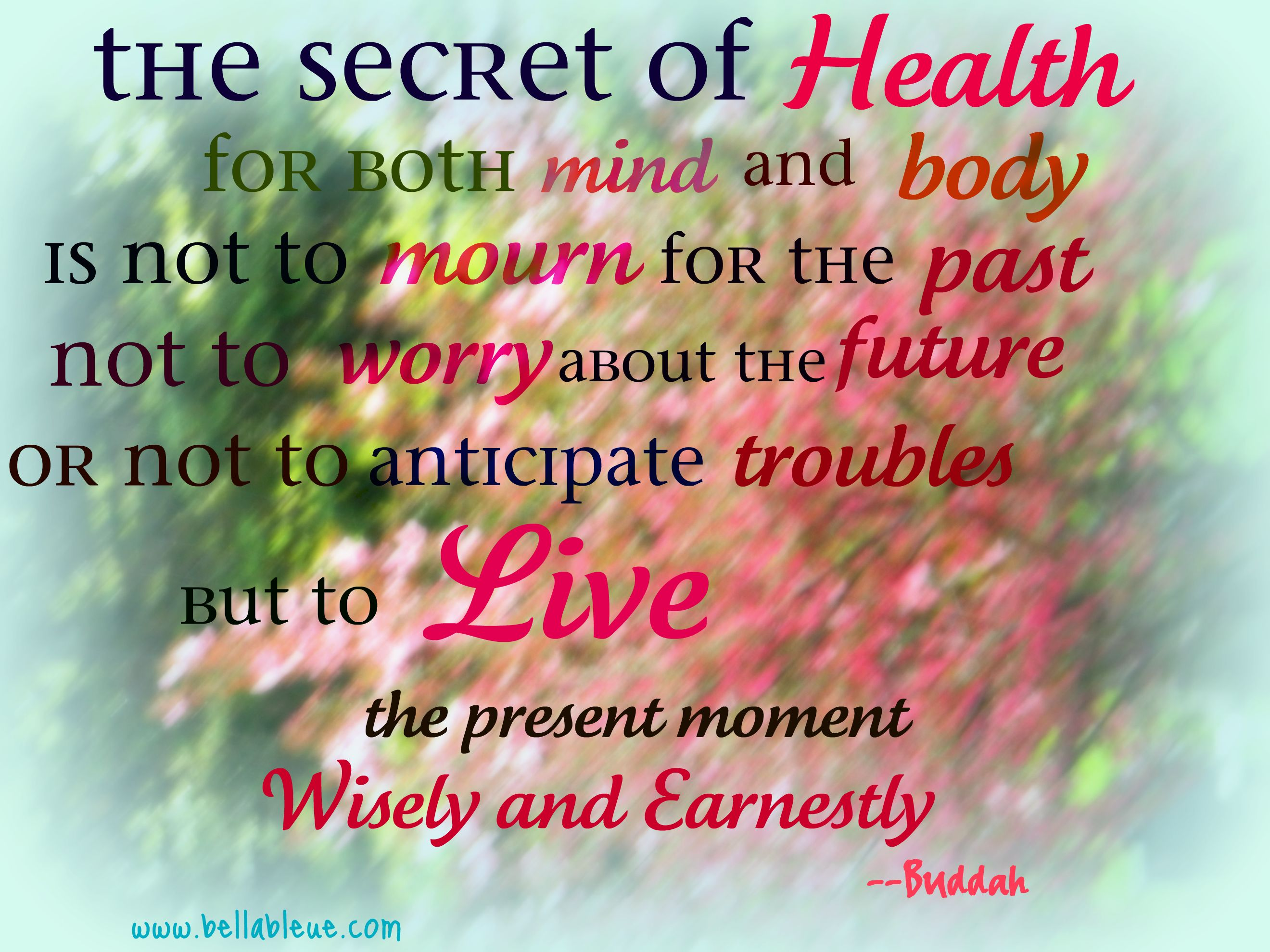 Healthy Living Quotes Live Quote On Picture The Best Collection Of