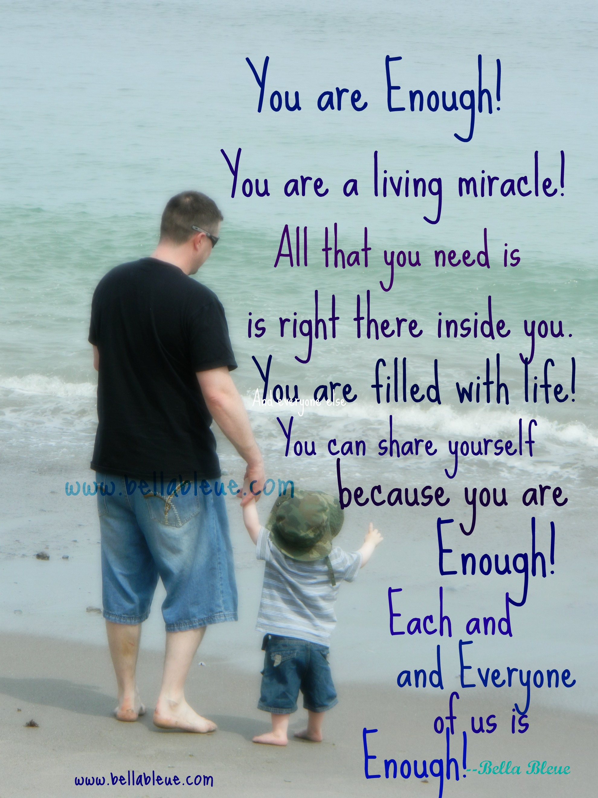 You Are Enough With Some To Spare
