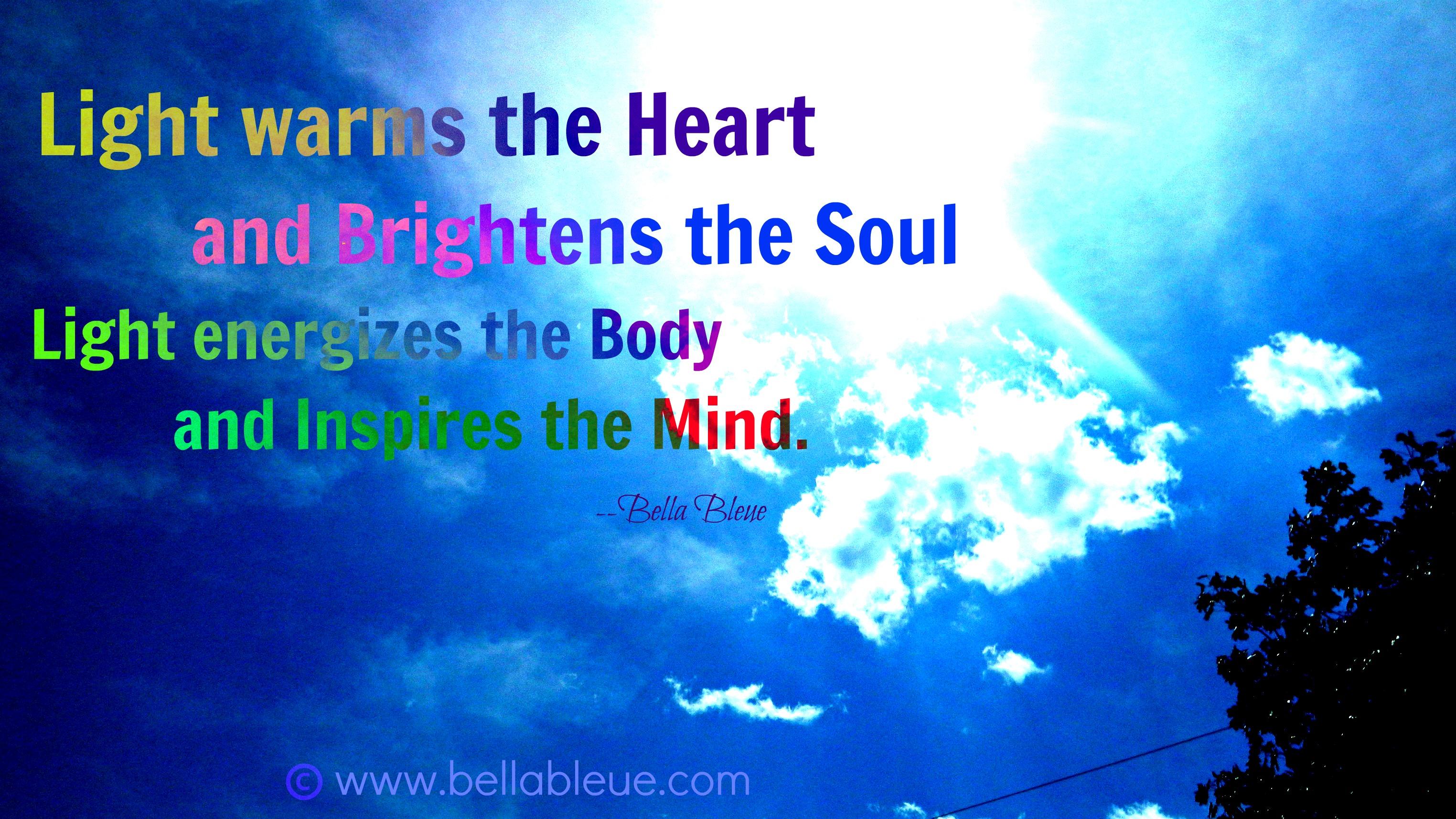 Mind Bella Bleue Healing