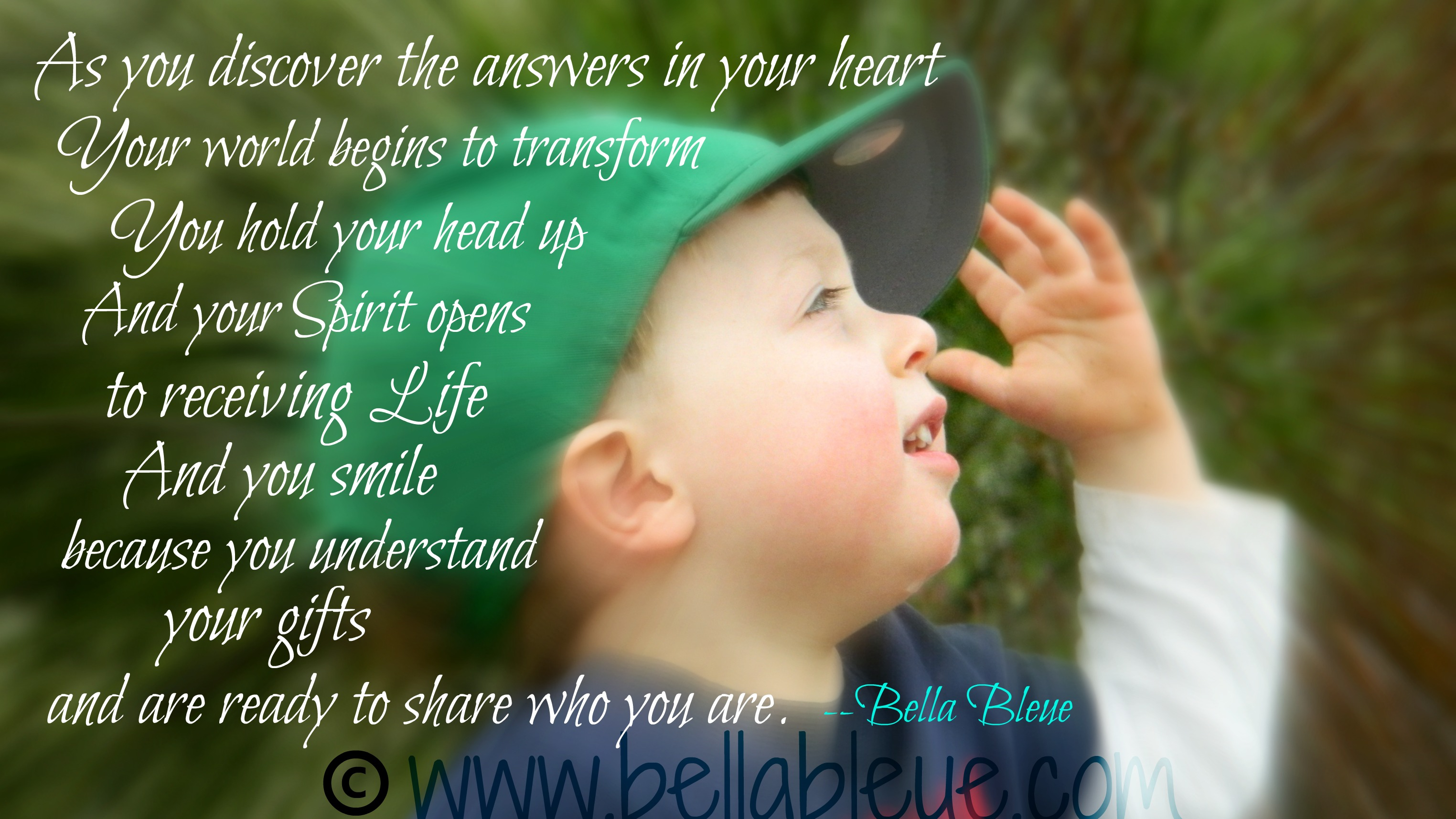 inspirational quotes bella bleue healing