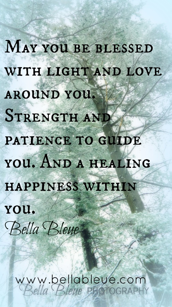 Blessing by Bella Bleue