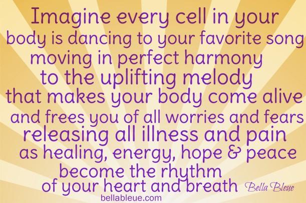 Healing Cells
