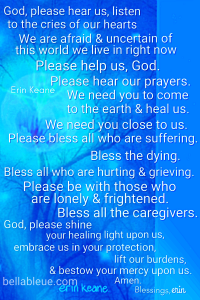Prayer for Our World