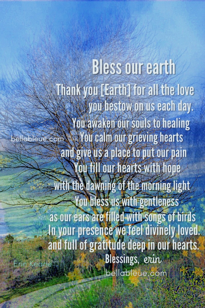 Earth Day Prayer