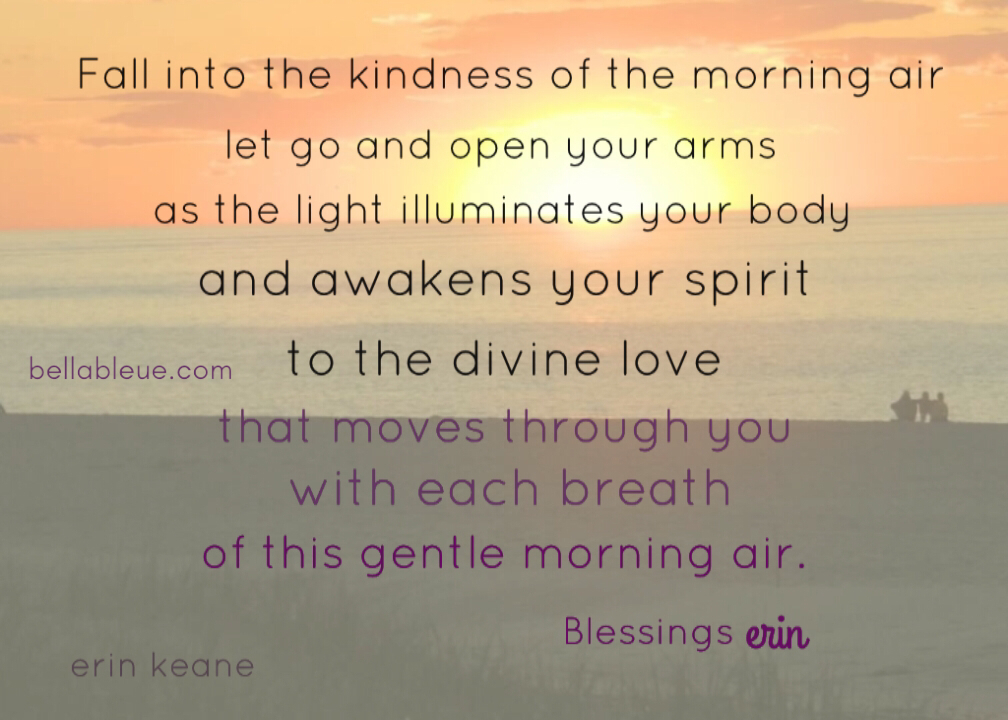 Morning Blessing